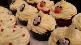 Christmas fair 2017 cupcakes 14