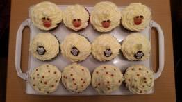 Christmas fair 2017 cupcakes 16
