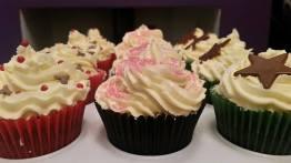 Christmas fair 2017 cupcakes 3