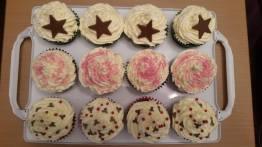 Christmas fair 2017 cupcakes 8