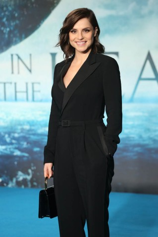 In the Heart of the Sea UK premiere - Arrivals