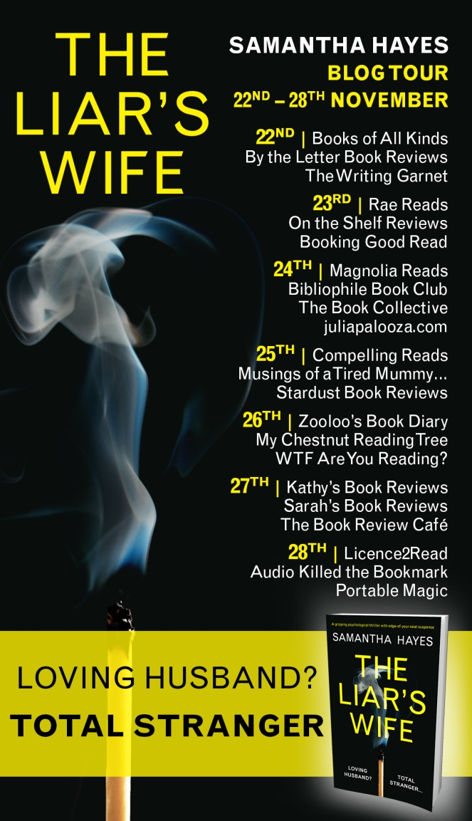 The Liar's Wife - Blog Tour