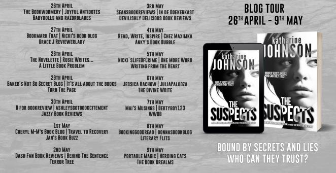 The Suspects Full Tour Banner