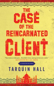 The Case of the Reincarnated Client Cover