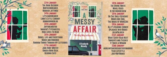 A Messy Affair Full Tour Banner