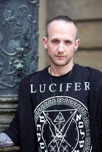 Matt Author Pic