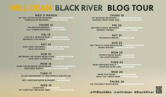 Black River BT Poster