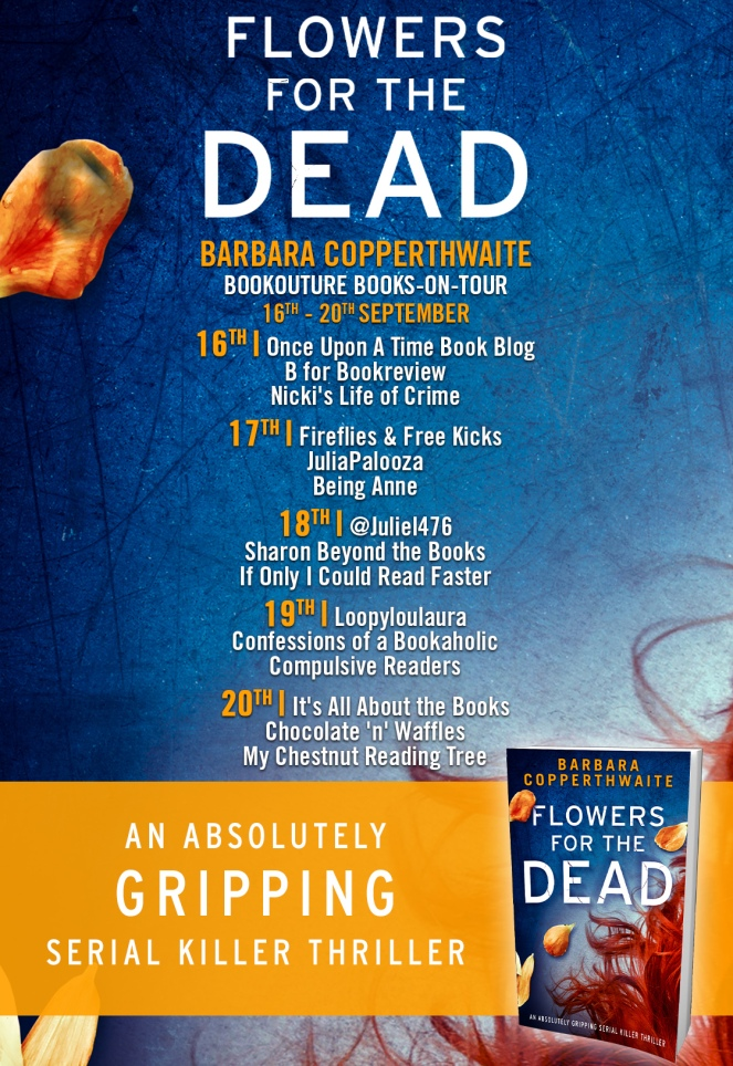Flowers For The Dead - Blog Tour
