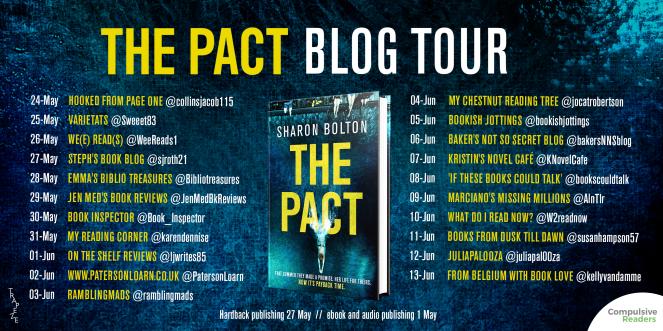 The Pact Blog Tour Asset